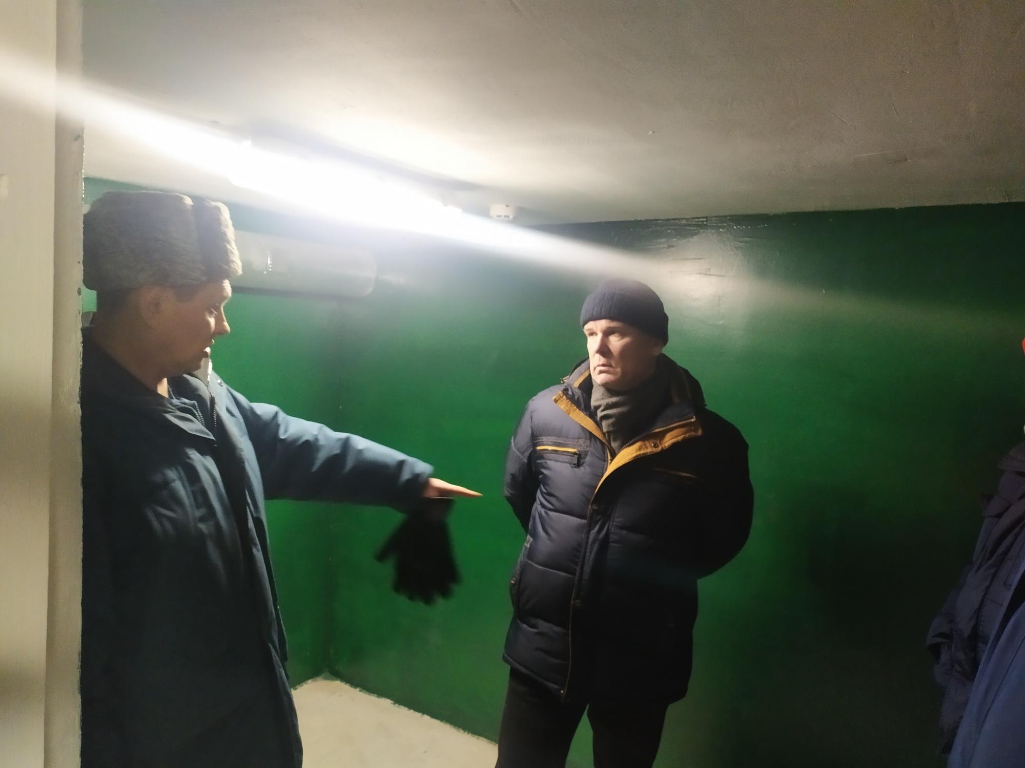 Специалисты Главного управления МЧС России по Московской области провели преддекларационное обследование гидроузла «Белоомут»