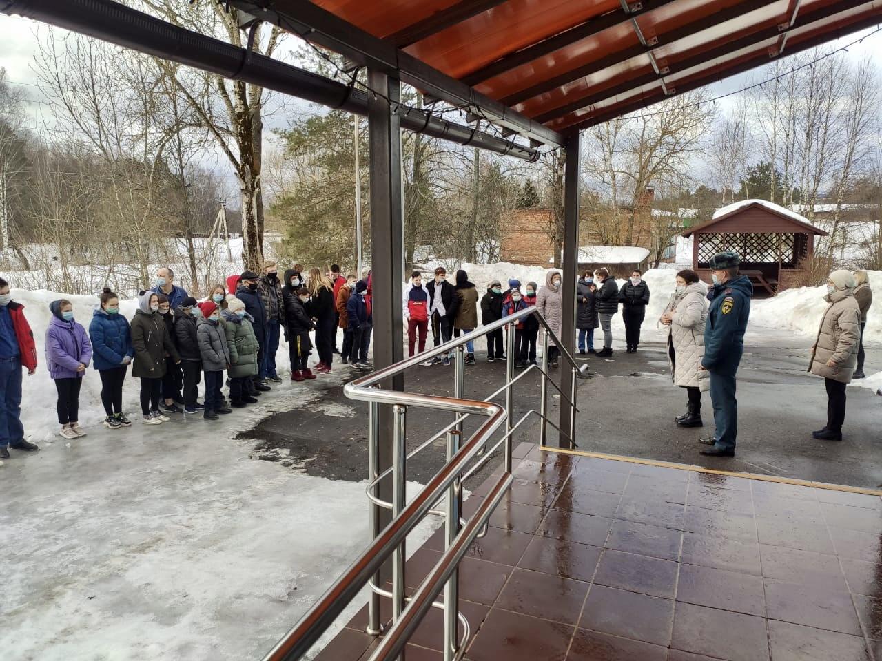 Более 2000 человек приняли участие в тренировках по эвакуации в Пушкинском городском округе