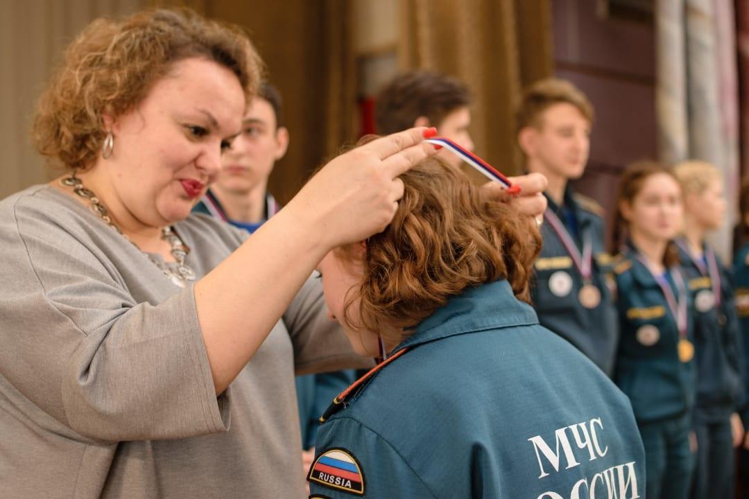 Торжественное мероприятие в рамках празднования Дня пожарной охраны России прошло в Раменском городском округе